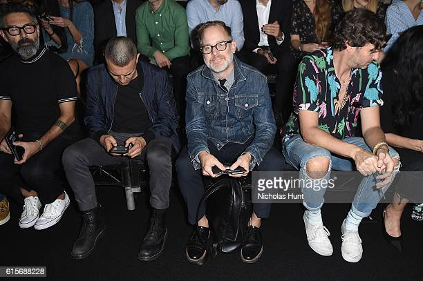 bb2c5312 Bruce Pask attends the KENZO x HM Launch Event Directed By JeanPaul Goude'  at Pier