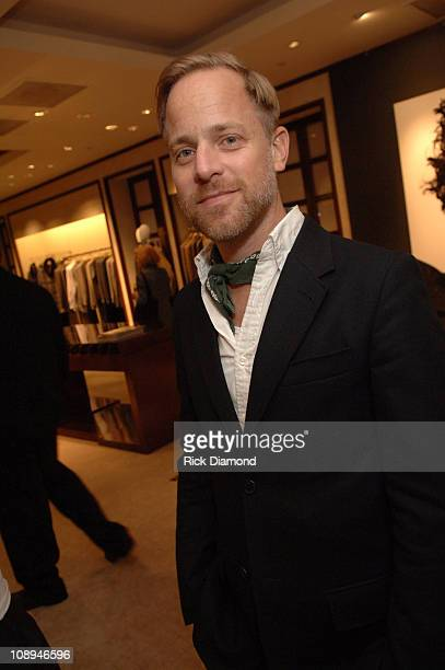"""Bruce Pask during """"T Style"""" Magazine Launch Party at Bergdorf Goodman in New York City, New York, United States."""