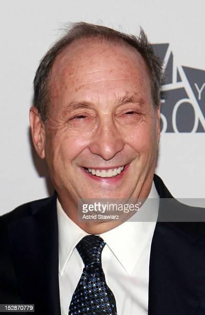 Bruce Ratner attends BAM 30th Next Wave Gala at Skylight One Hanson on September 27 2012 in New York City