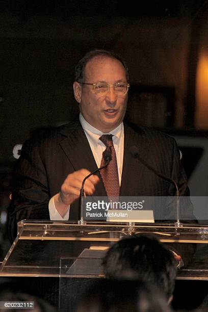 Bruce Ratner attends THE BROOKLYN MUSEUM LOUIS VUITTON honor Artist TAKASHI MURAKAMI at The 2008 Brooklyn Ball Celebrating © MURAKAMI Exhibition at...