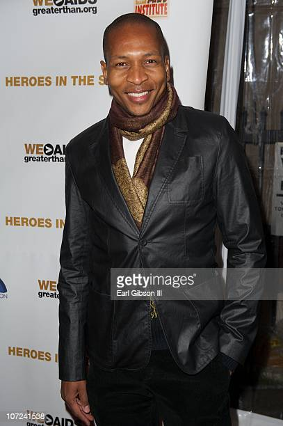 Bruce Reynolds attends the 10th Annual Heroes In The Struggle Gala Concert on December 1 2010 in Hollywood California