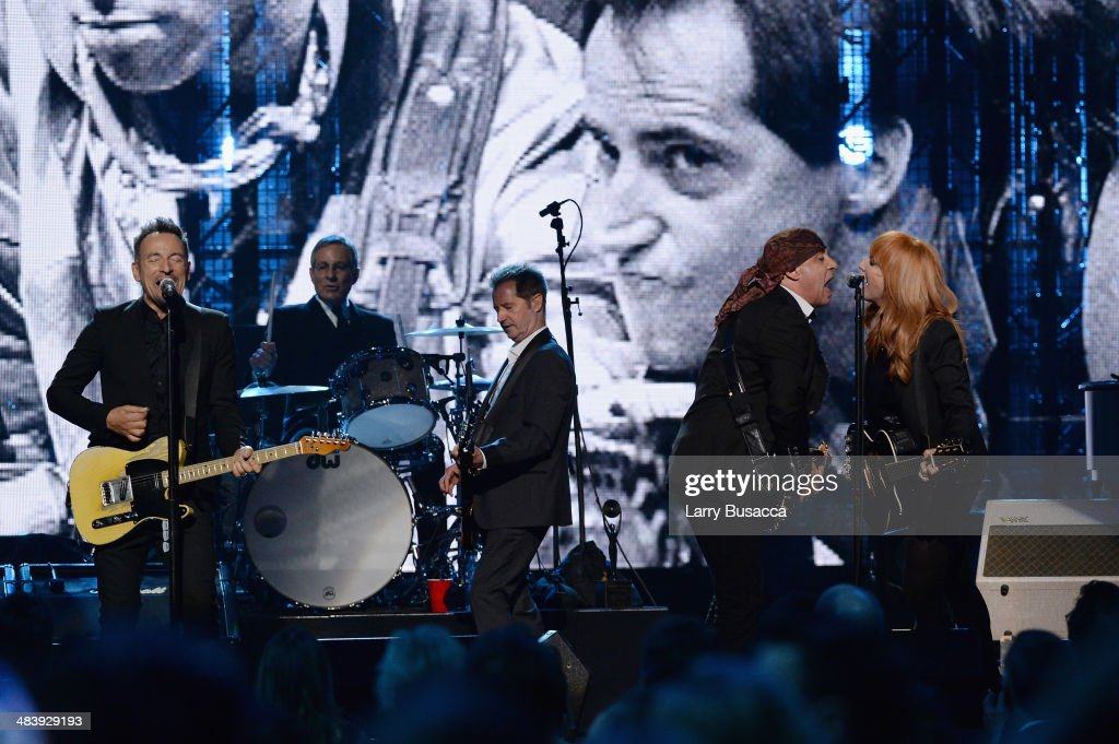 29th Annual Rock And Roll Hall Of Fame Induction Ceremony - Show