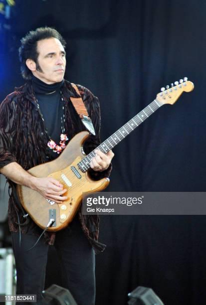 Bruce Springsteen and The E-Street Band, Nils Lofgren, Pinkpop Festival, Landgraaf, Netherlands, 30th May 2009.