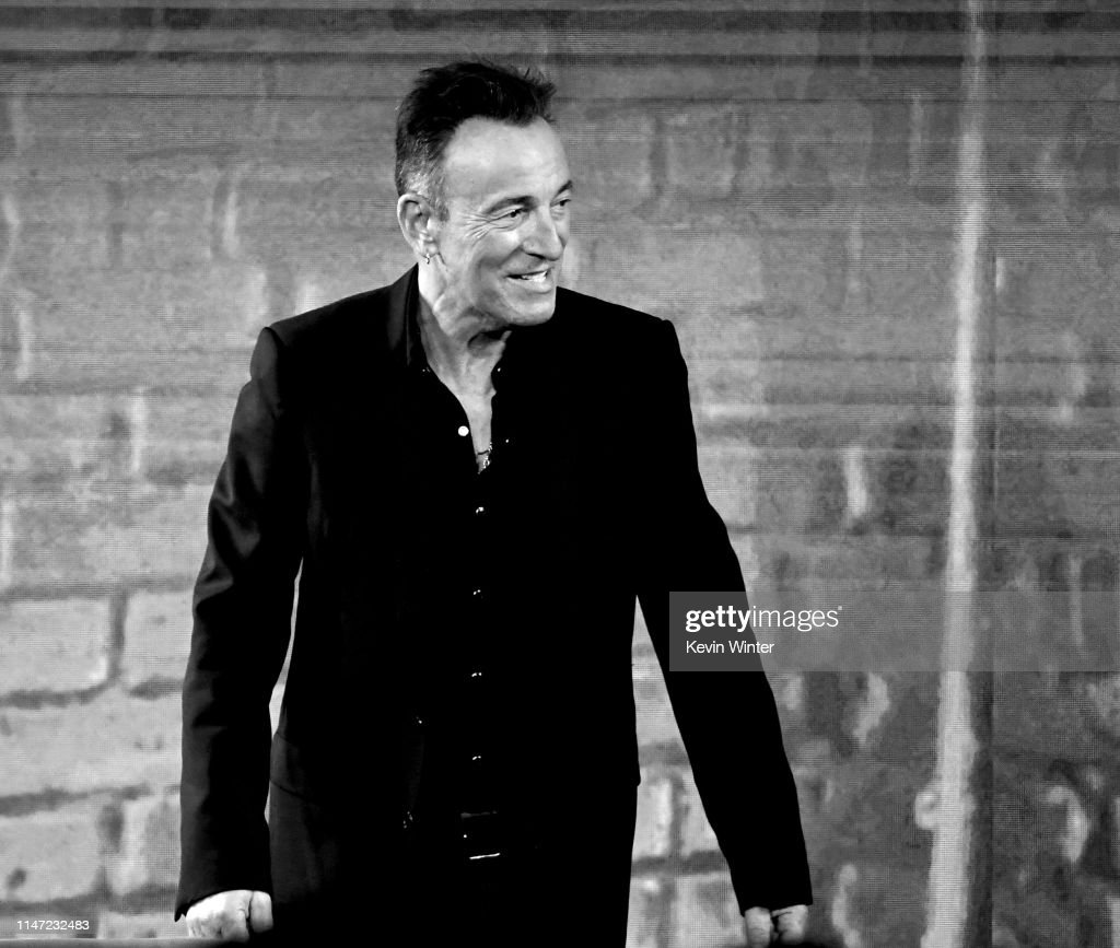 "Netflix FYSEE Opening Night Celebrating ""Springsteen On Broadway"" : News Photo"