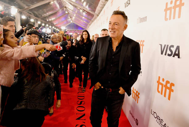 "CAN: 2019 Toronto International Film Festival - ""Western Stars"" Premiere - Red Carpet"