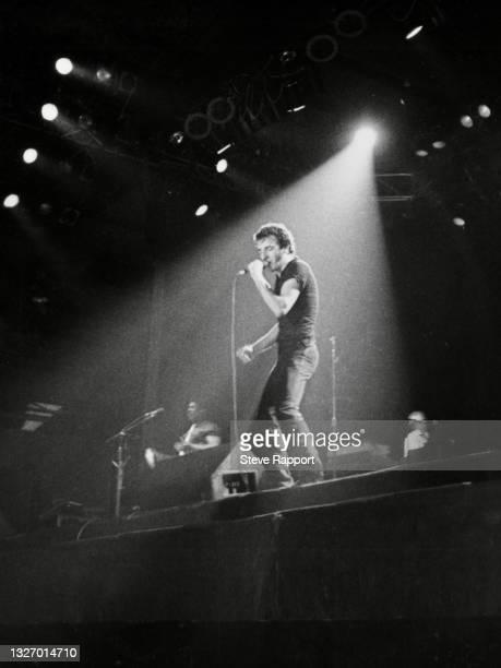Bruce Springsteen, Bingley Hall, Stafford 5/20/81.