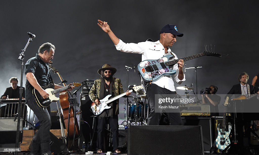 MusiCares Person Of The Year Tribute To Bob Dylan - Show : News Photo
