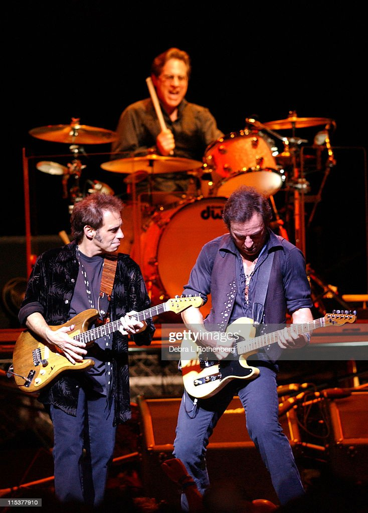 Bruce Springsteen and the E Street Band on 3/6/03