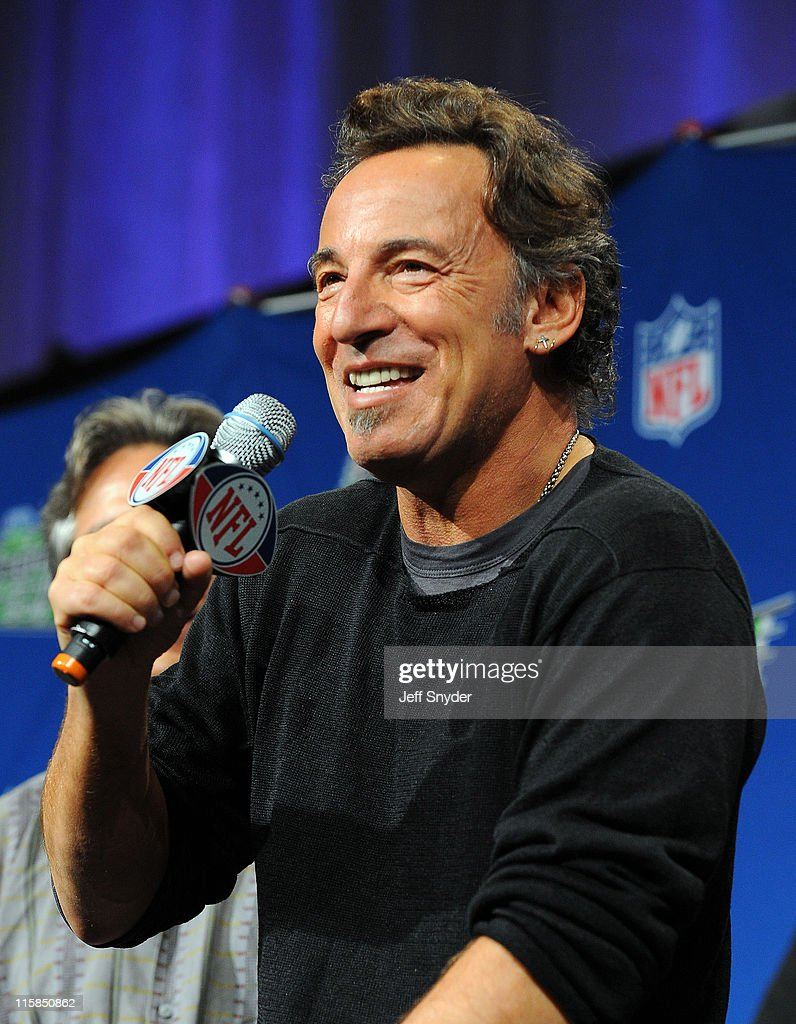 Super Bowl Halftime Show Entertainment Press Conference