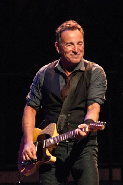 Bruce Springsteen and the E Street Band Live