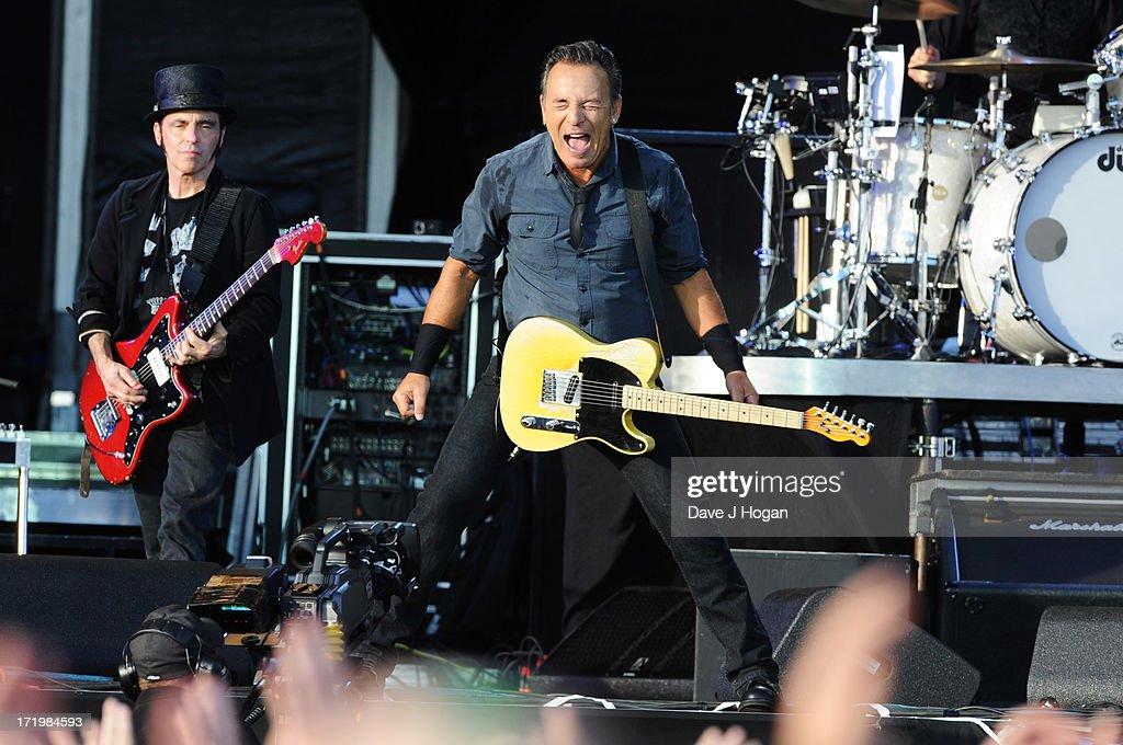 Hard Rock Calling 2013 - Day 2 : Fotografía de noticias