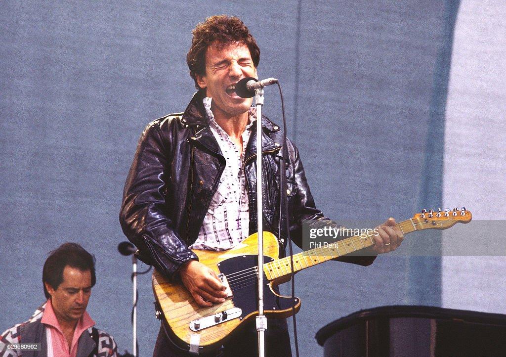 Bruce Springsteen : Nachrichtenfoto