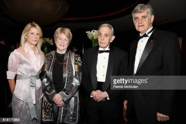 Bruce Stillman MaryClaire King John F Nash Jr and Bruce Stillman attend COLD SPRING HARBOR LABORATORY Double Helix Medal Dinner at Mandarin Oriental...