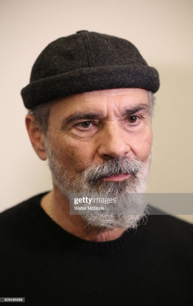 Bruce Sudano attends the press Meet & Greet for 'Summer: The Donna Summer Musical' on March 8, 2018 at the New 42nd Street Studios, in New York City.