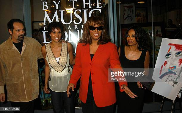 Bruce Sudano daughter Brooklyn Donna Summer and Florence LaRue