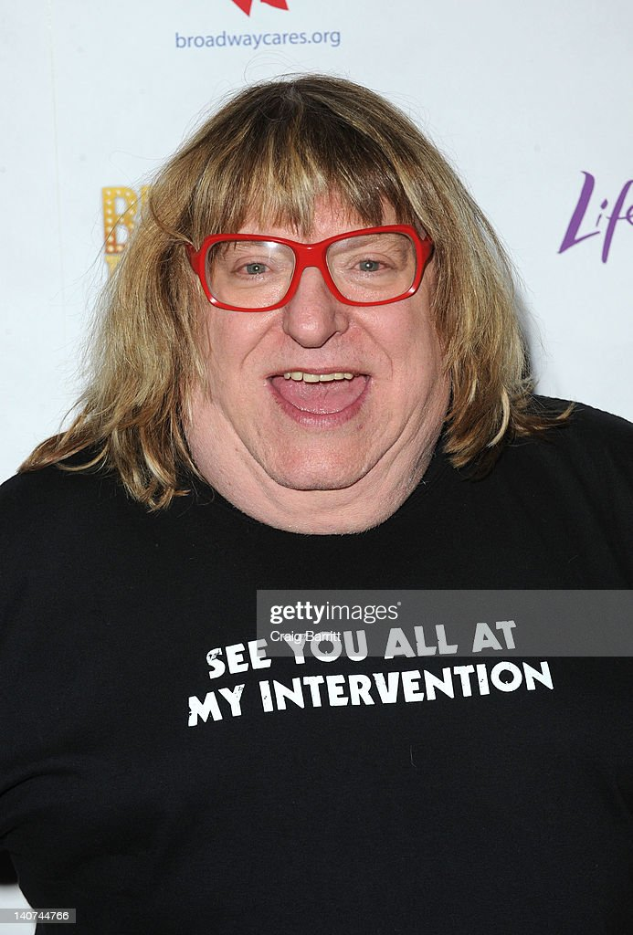Bruce Vilanch attends Broadway Backwards 7 at the Al Hirschfeld Theatre on March 5, 2012 in New York City.