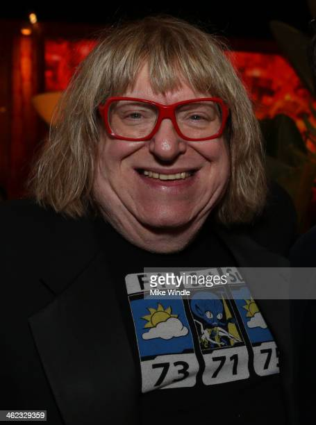 Bruce Vilanch attends HBO's Post 2014 Golden Globe Awards Party at Circa 55 Restaurant on January 12 2014 in Los Angeles California