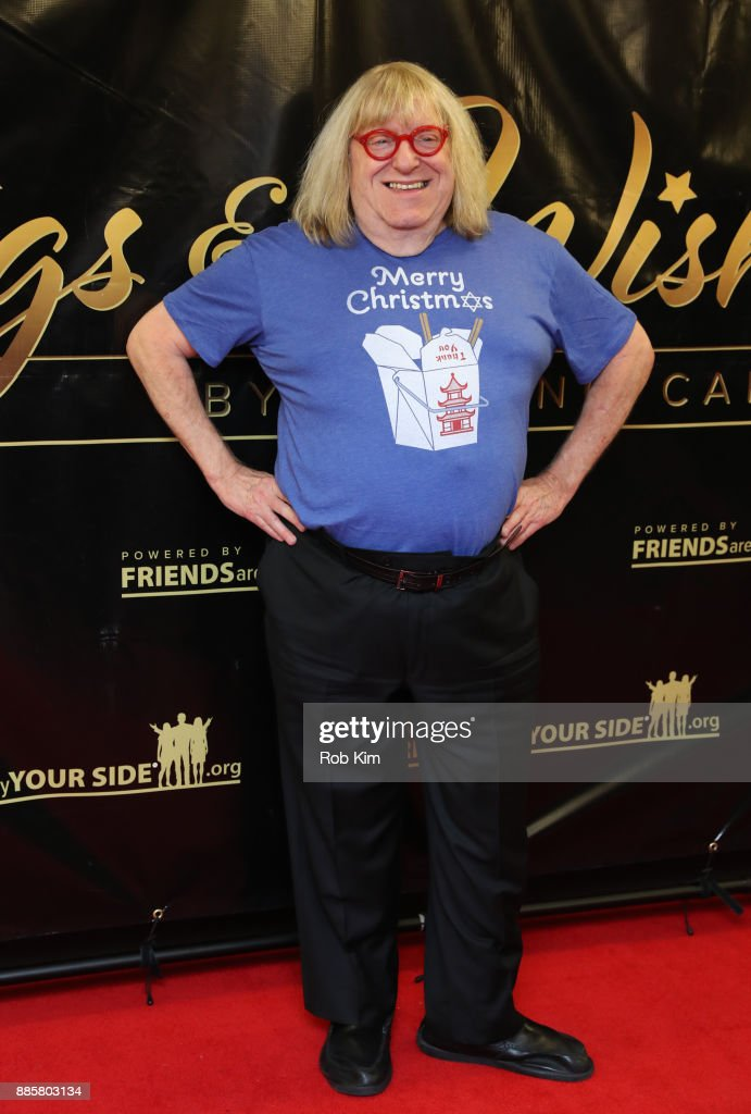 Bruce Vilanch attends the 2017 One Night With The Stars Benefit at The Theater at Madison Square Garden on December 4, 2017 in New York City.