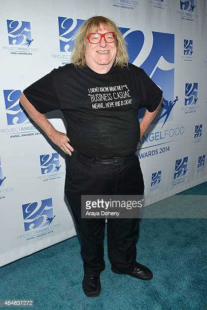 Bruce Vilanch attends the Project Angel Food's 25th Anniversary Angel Awards 2014 honoring Aileen Getty with the Inaugural Elizabeth Taylor...