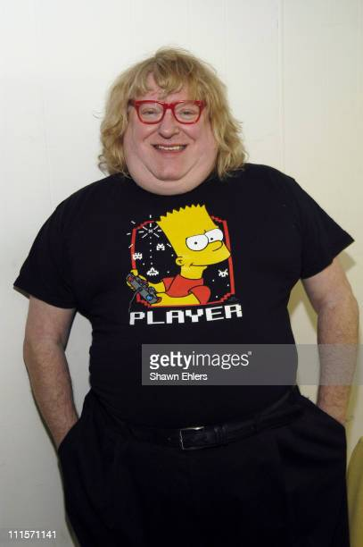Bruce Vilanch during 2005 Nighttime Awards at Town Hall in New York City New York United States