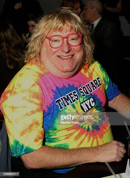 Bruce Vilanch during 20th Annual Artios Awards For Outstanding Achievements In Casting at Carolines Comedy Club in New York City New York United...