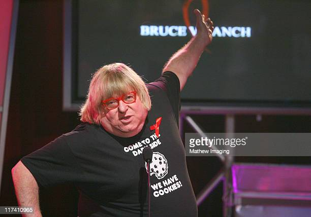 Bruce Vilanch during Academy of Television Arts Sciences Presents The 10th Annual Ribbon of Hope Celebration 2006 Inside