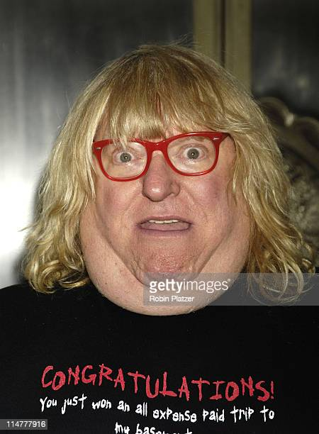 Bruce Vilanch during NYRP's 10th Anniversary Bette Midler's Hulaween Arrivals 31 October 2005 at The Waldorf Astoria Hotel in New York City New York...