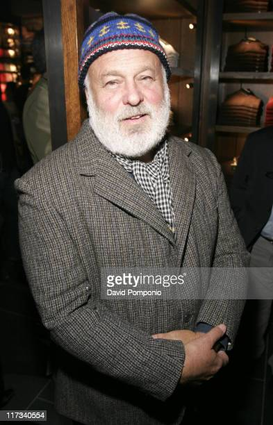 Bruce Weber during Abercrombie Fitch Store Opening on 5th Avenue in New York City at A F 5th Avenue in New York City New York United States
