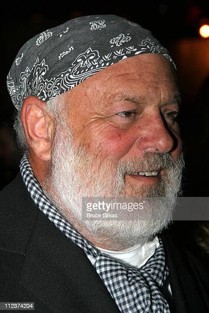 Bruce Weber during 'Chita Rivera The Dancer's Life' Broadway Opening Night After Party at The Gerald Schoenfeld Theatre then The Copacabana in New...