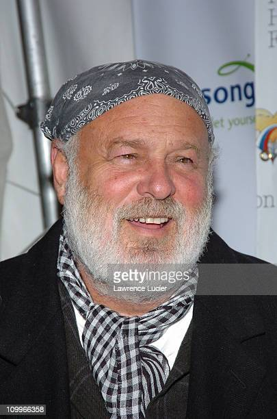 Bruce Weber during Song Presents Natalia Vodianovas To Russia With Love Benefit for the Naked Heart Foundation at Diane von Furstenberg's Studio in...
