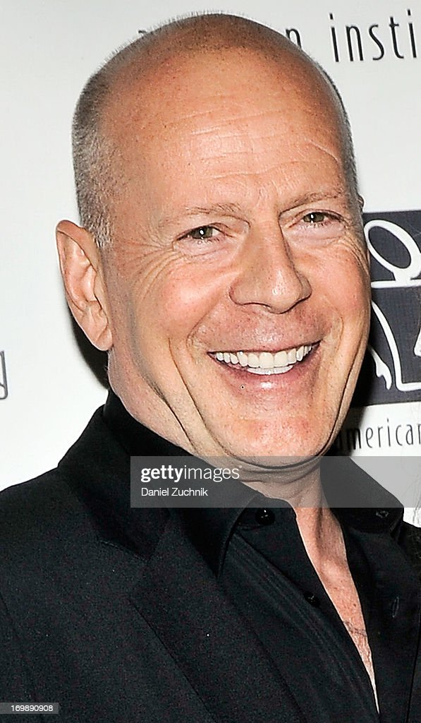Bruce Willis attends the 7th Annual 'Freeing Voices, Changing Lives' Benefit Gala at Tribeca Rooftop on June 3, 2013 in New York City.