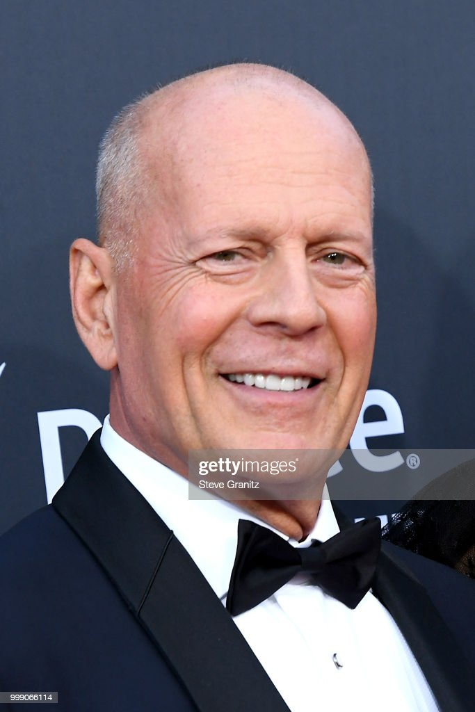 Bruce Willis attends the Comedy Central Roast of Bruce Willis at Hollywood Palladium on July 14, 2018 in Los Angeles, California.