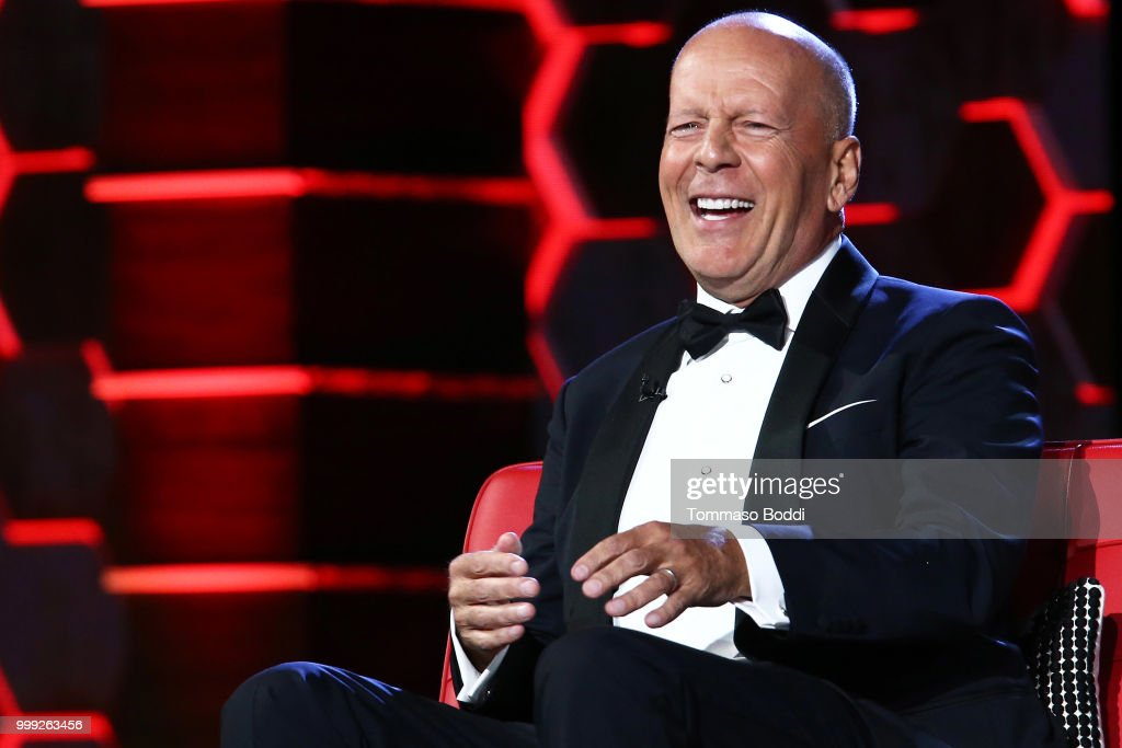 Bruce Willis attends the Comedy Central Roast Of Bruce Willis on July 14, 2018 in Los Angeles, California.
