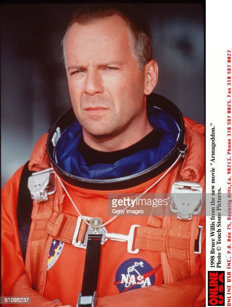 Bruce Willis In 'Armageddon'