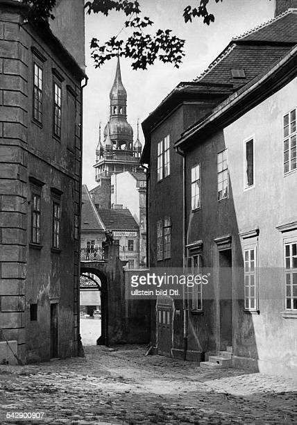 Bruenn: Stadtturm- 1939