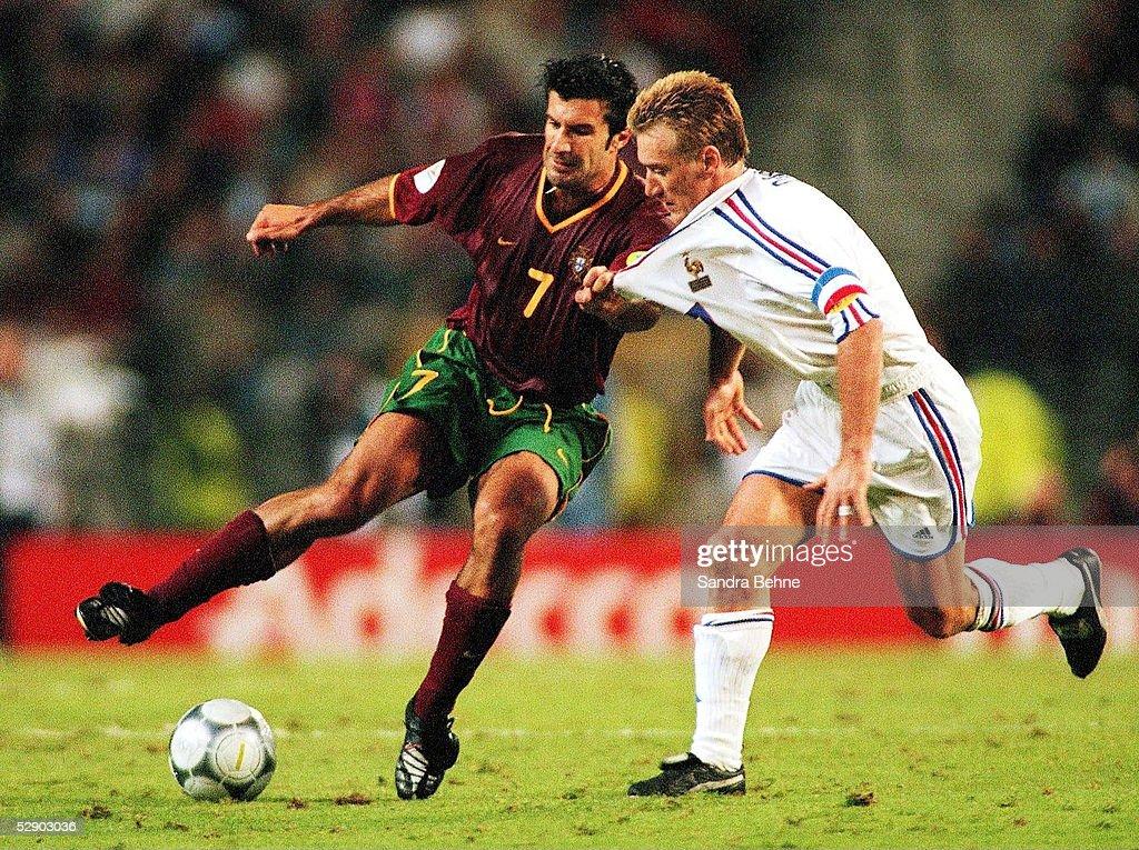 EM EURO 2000 FRA - POR 2:1 : Photo d'actualité
