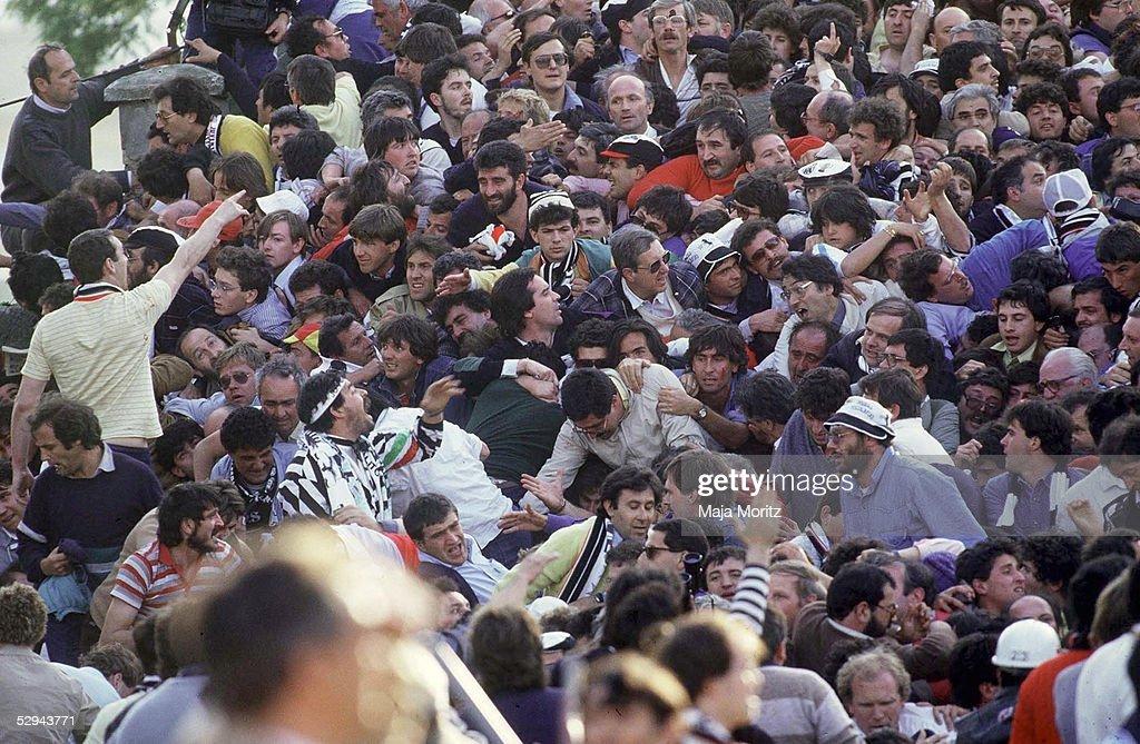 EUROPAPOKAL DER LANDESMEISTER 1985 : News Photo
