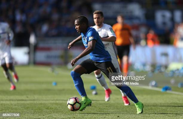 20170514 Bruges Belgium / Club Brugge v Rsc Anderlecht / Jose IZQUIERDO Jupiler Pro League PlayOff 1 Matchday 8 at the Jan Breydel stadium Picture by...