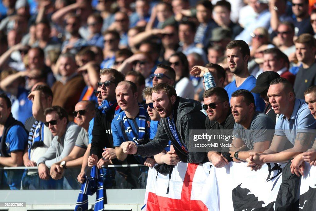 Club Brugge v Rsc Anderlecht : Fotografía de noticias