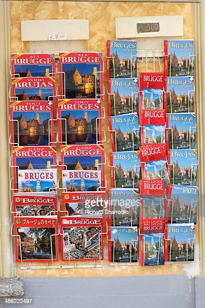 Bruges guidebooks