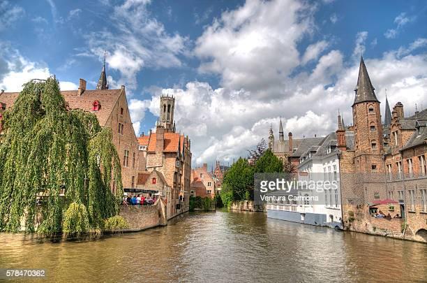 Bruges - Rozenhoedkaai