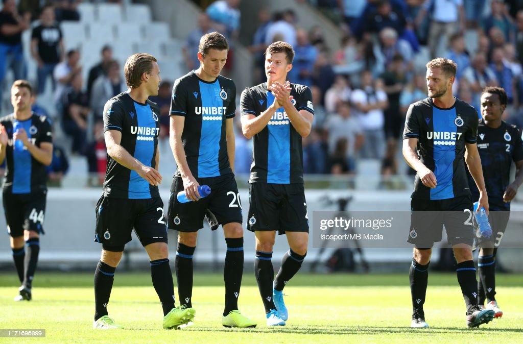 Club Brugge KV v KRC Genk - Jupiler Pro League : News Photo