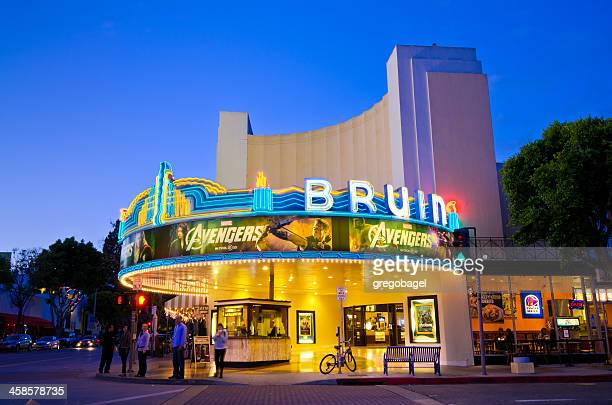 Bruin Theater at Westwood Village in Los Angeles, CA
