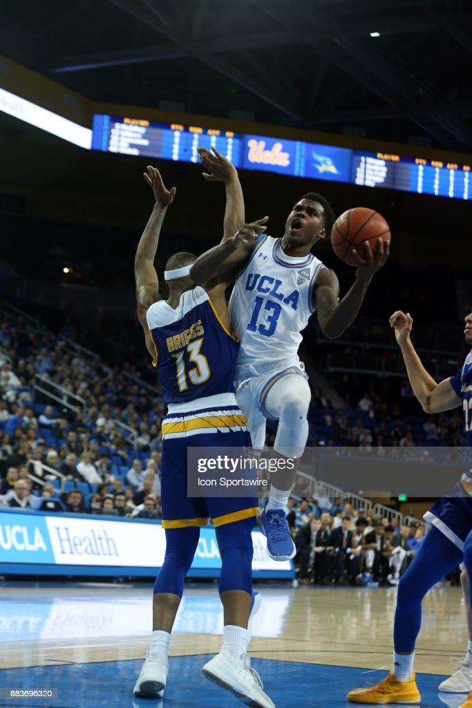 9c7c9970f COLLEGE BASKETBALL: NOV 29 Cal State Bakersfield at UCLA : News Photo