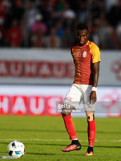 Bruma of Galatasaray during the preseason Friendly between Manchester United and Galatasaray at Ullevi on July 30 2016 in Gothenburg Sweden