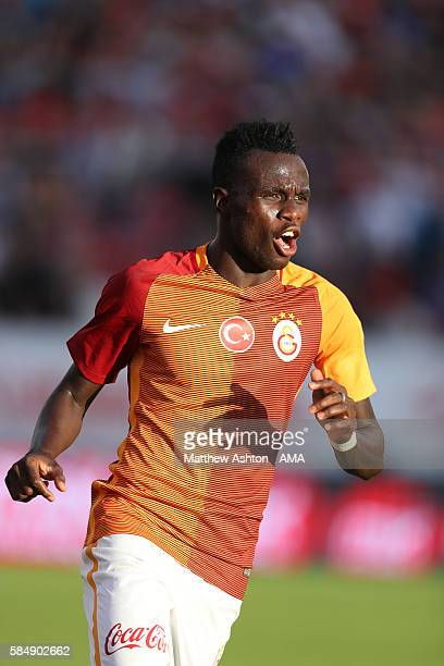 Bruma of Galatasaray SK during the PreSeason Friendly match between Manchester United and Galatasaray at Ullevi on July 30 2016 in Gothenburg Sweden