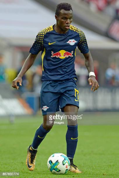 Bruma of Leipzig controls the ball during the Bundesliga match between 1 FC Koeln and RB Leipzig at RheinEnergieStadion on October 1 2017 in Cologne...