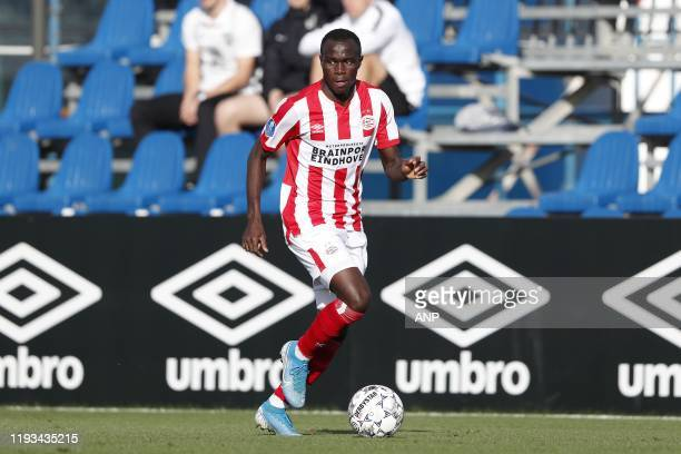 Bruma of PSV during a international friendly match between PSV Eindhoven and KAS Eupen at Aspire Academy on January 11, 2020 in Doha, Qatar