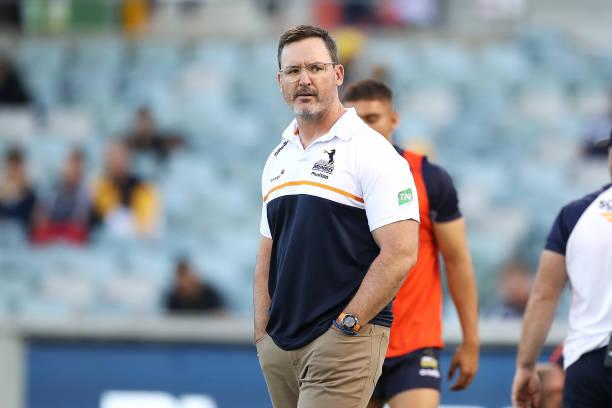AUS: Super Rugby AU Rd 2 - Brumbies v Waratahs