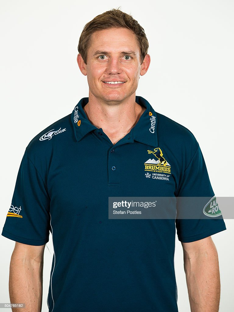 Brumbies Headshots Session